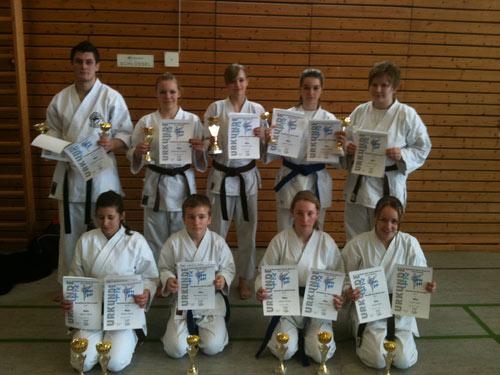 Karate Oberpfalzmeisterschaft 2010